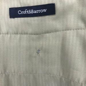 croft & barrow Pants - Mens Croft & Barrow Dress Pants
